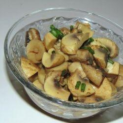Шампиньоны по-корейски рецепт с пошагово